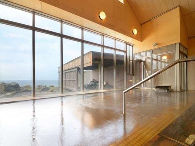 ホテルグランメール山海荘 内風呂