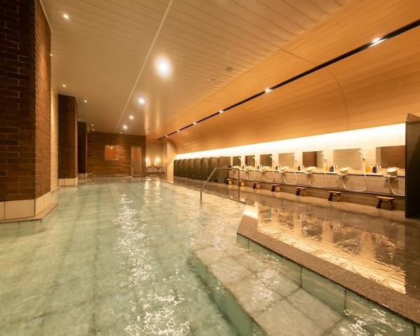 イマジン ホテル&リゾート函館 大浴場「なごみの湯」