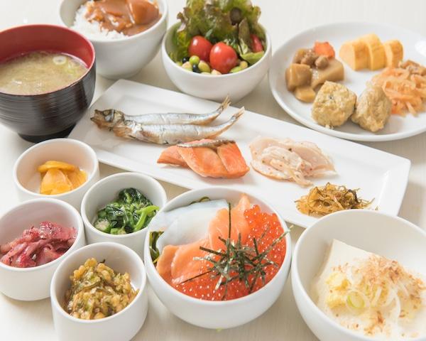 イマジン ホテル&リゾート函館 朝食メニュー
