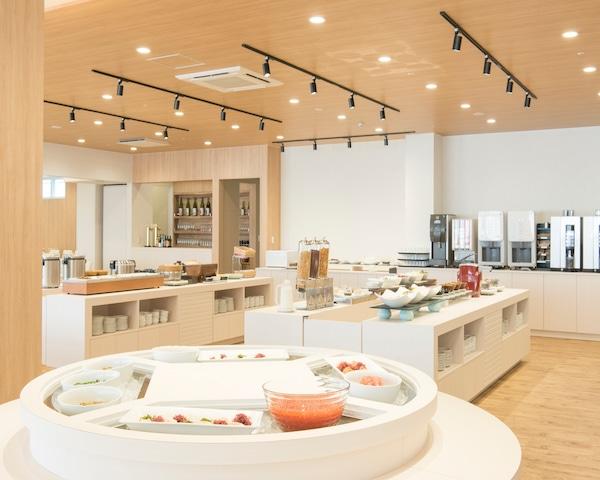 イマジン ホテル&リゾート函館 レストラン「クークル」