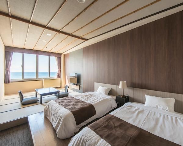 イマジン ホテル&リゾート函館 ソレイユ 和洋室(部屋指定不可)