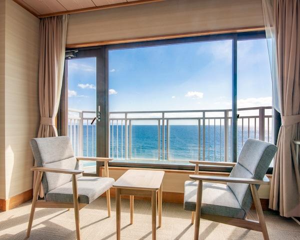 イマジン ホテル&リゾート函館 オーシャン 海の景色