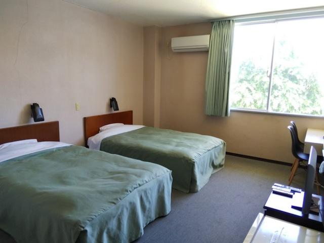 観光ホテル東/コチンダホテル 観光ホテル東/ツイン