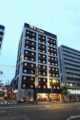 イチホテル上野新御徒町 外観