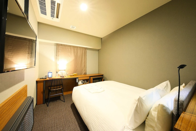 【上野】イチホテル上野新御徒町 ダブルルーム(別角度)