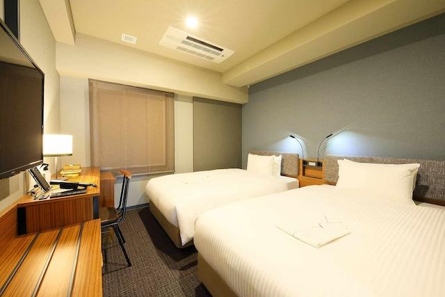 【上野】イチホテル上野新御徒町 ツインルーム
