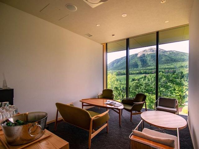 黒川温泉 瀬の本高原ホテル プレミアムフロア限定ラウンジ
