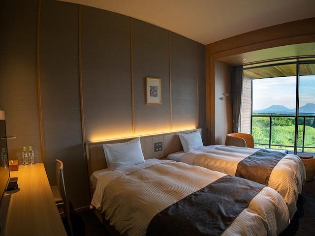 黒川温泉 瀬の本高原ホテル <西棟>ツイン 24㎡