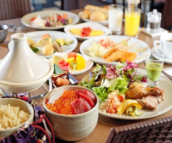 センチュリーマリーナ函館 朝食レストラン『YUUYOO TERRACE HAKODATE』