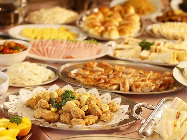 ホテルパールシティ仙台 朝食