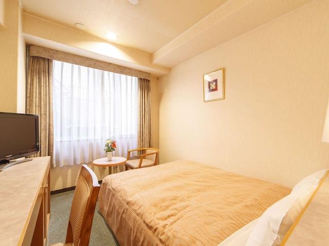 ホテルパールシティ仙台 ダブルルーム 15㎡