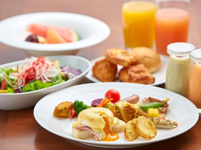 アラマハイナ コンドホテル 朝食イメージ