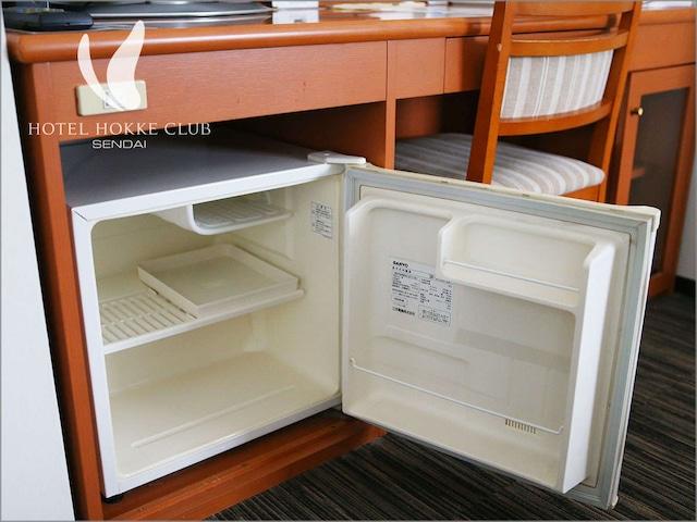 ホテル法華クラブ仙台 冷蔵庫
