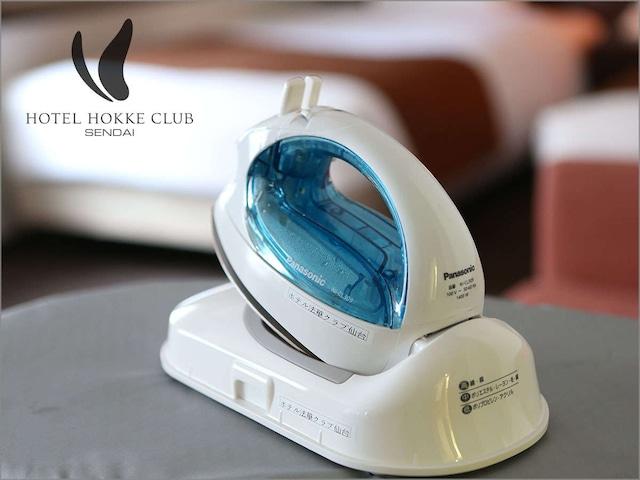 ホテル法華クラブ仙台 アイロン