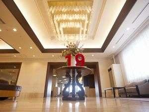 仙台ヒルズホテル ロビー