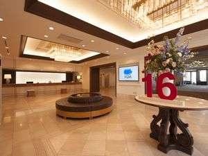仙台ヒルズホテル フロント