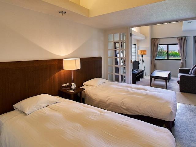 ホテルロイヤルマリンパレス石垣島 デラックスフォース(一例)
