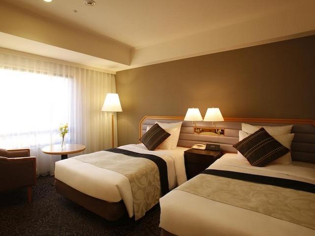 沖縄ハーバービューホテル スタンダードツイン
