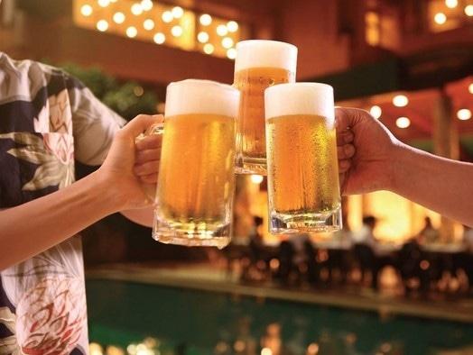 沖縄ハーバービューホテル 夏季限定でビアガーデン開催中!