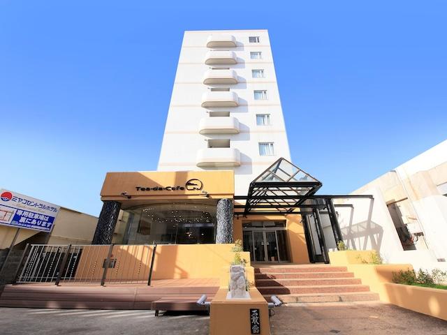 ミヤコセントラルホテル 外観