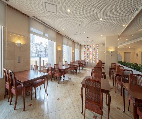 ホテルロンシャンサッポロ レストラン「サンセール」