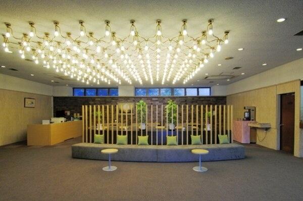 浜田ニューキャッスルホテル ロビー