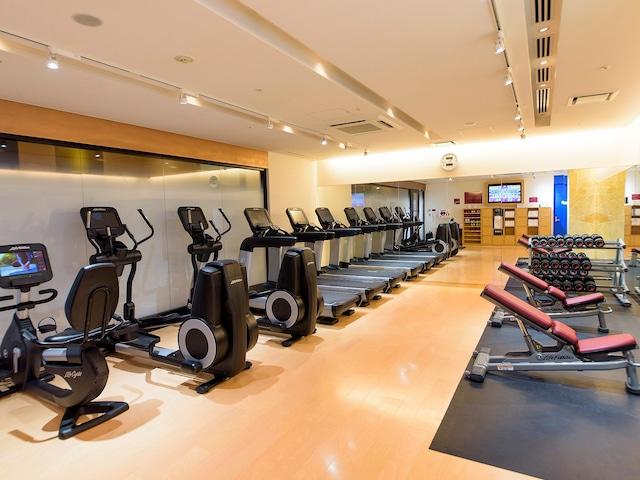 沖縄ハーバービューホテル フィットネスマシン