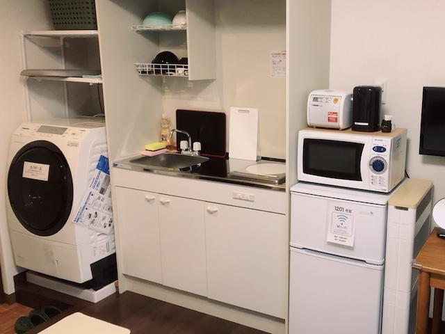 奄美ラッキーライフ 自由に使える家具