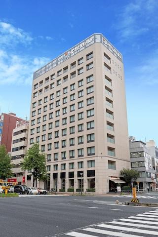 ホテル京阪東京四谷 外観