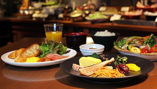 ホテル京阪東京四谷 朝食イメージ