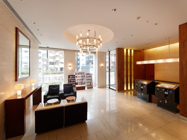 ホテル京阪東京四谷 ロビー