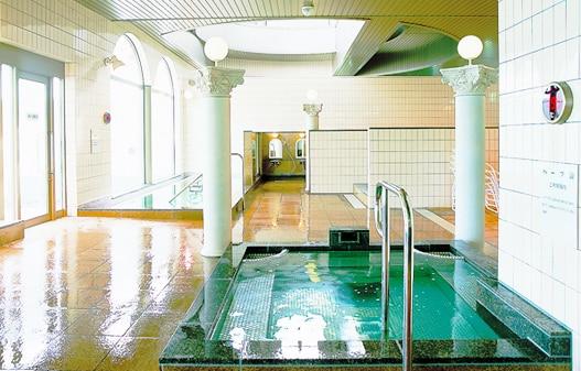 サン・オリーブ 温泉