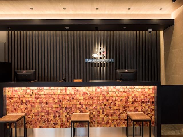ホテルレンブラントスタイル札幌 フロント