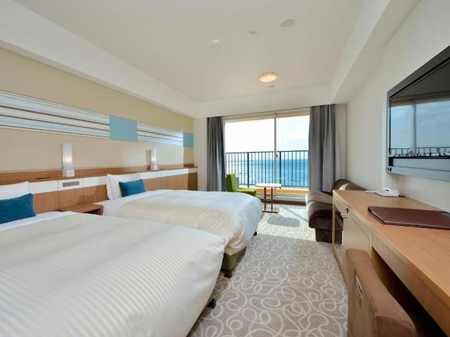 ベッセルホテルカンパーナ沖縄 【別館】オーシャンフロントルーム(2~4階)