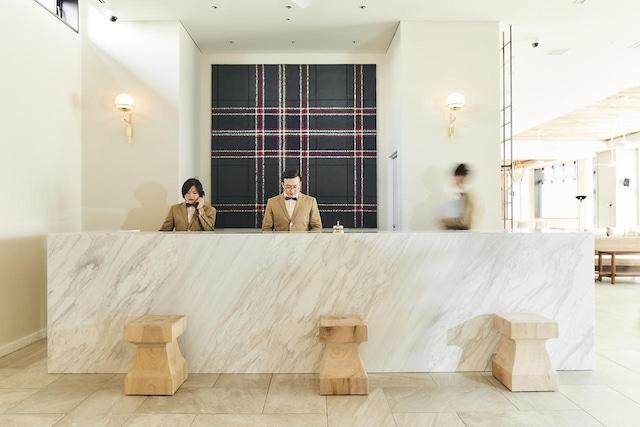 hotel it (ホテル イット) フロント