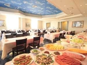 湯ノ浦温泉 ホテルアジュール汐の丸 朝食