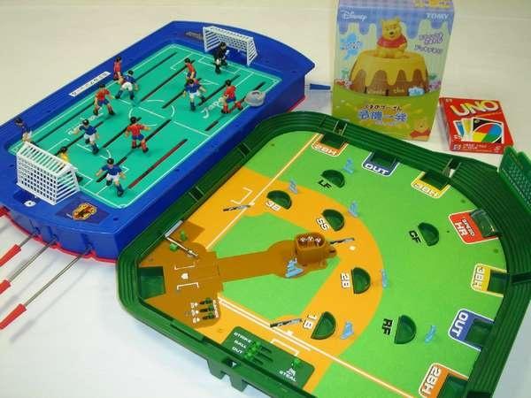 湯ノ浦温泉 ホテルアジュール汐の丸 貸出ゲーム