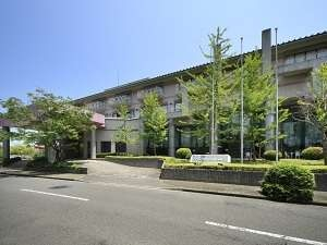 湯ノ浦温泉 ホテルアジュール汐の丸 外観