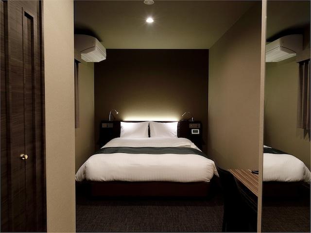 【六本木】アクトホテル六本木 ダブルルーム