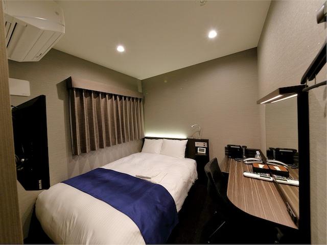 【六本木】アクトホテル六本木 シングルルーム