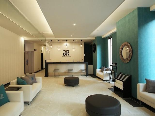 グリーンリッチホテル那覇 ホテルフロント