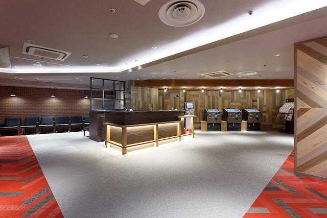 渋谷東急REIホテル ロビー