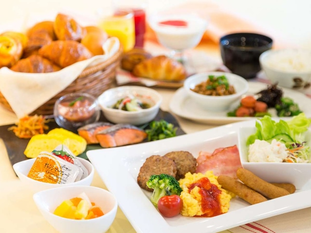 ベッセルイン福山駅北口 朝食