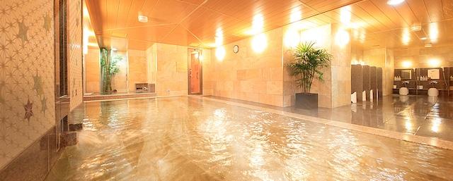 ベッセルホテルカンパーナ京都五条 大浴場