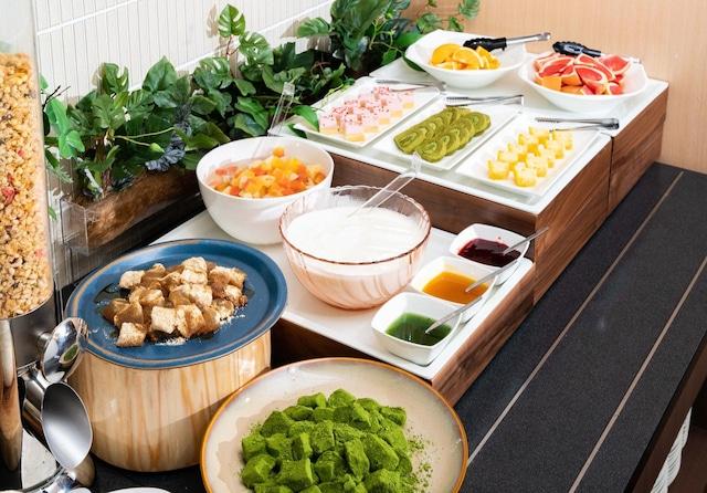 ベッセルホテルカンパーナ京都五条 朝食バイキング イメージ