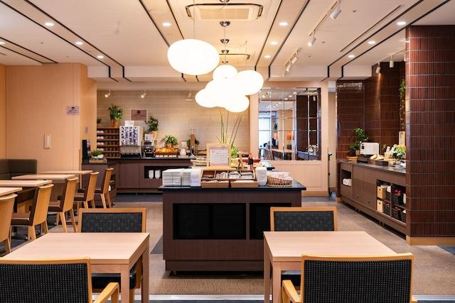 ベッセルホテルカンパーナ京都五条 レストラン