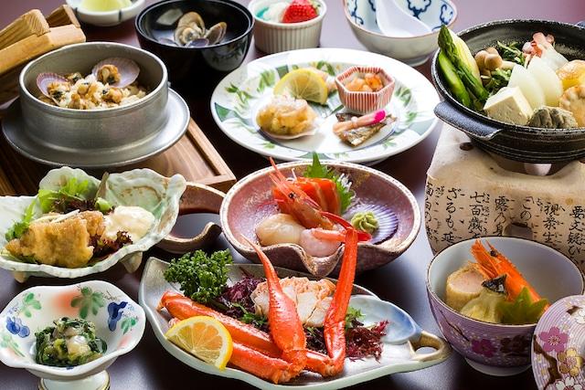 ホテル網走湖荘 夕食イメージ