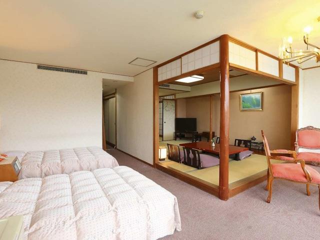 日田温泉 亀山亭ホテル 特別室701