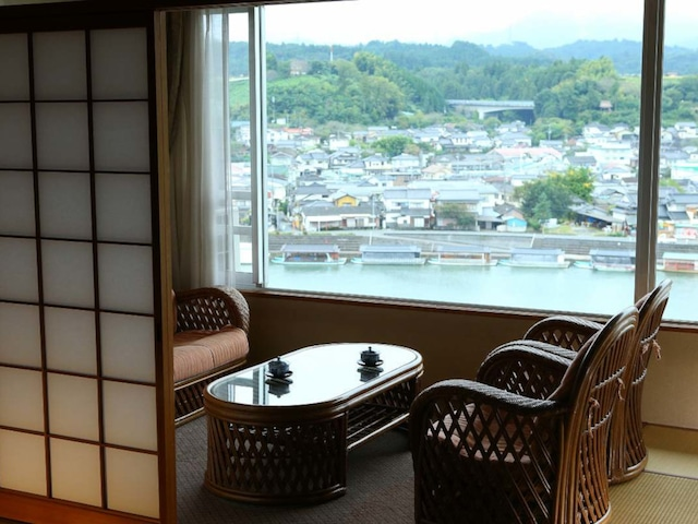 日田温泉 亀山亭ホテル 広めの和室702