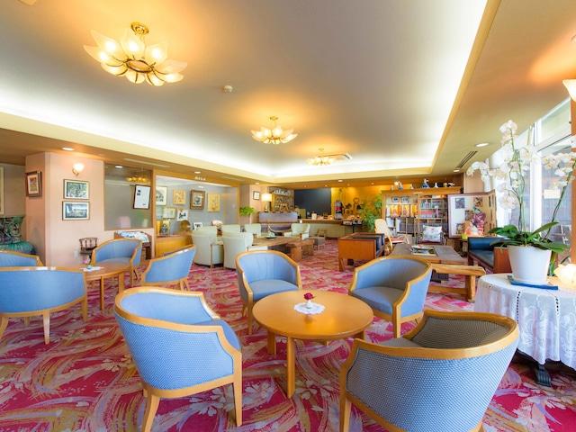 日田温泉 亀山亭ホテル ロビー